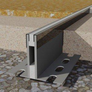 Profile dilatatie beton